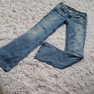 American Eagle Flare Jean's